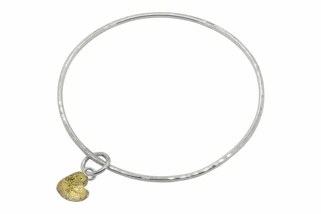 Heart Bangle - Fi Mehra