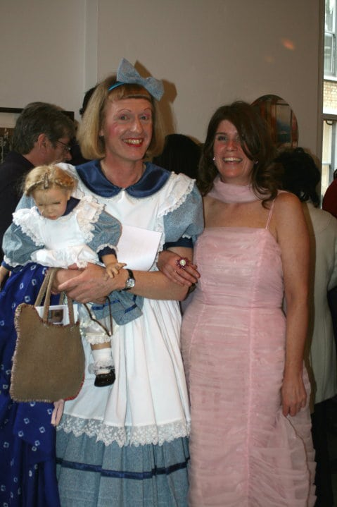 Grayson Perry with Alice Mara