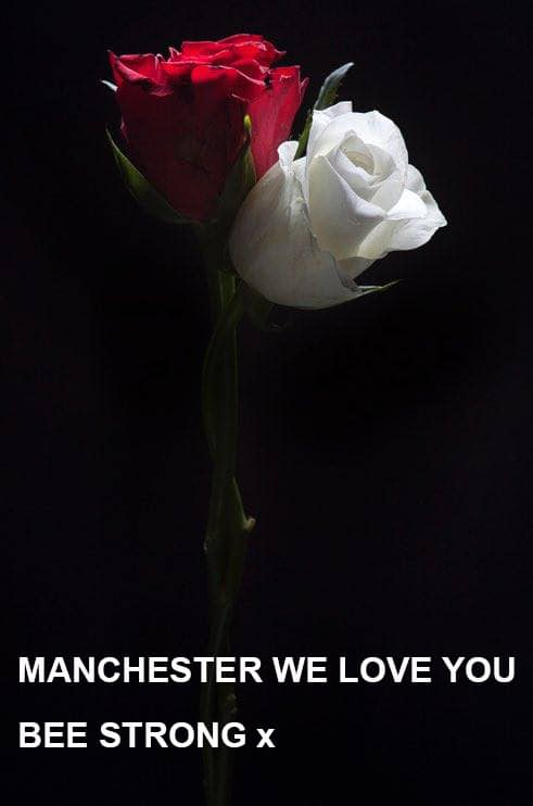 Manchester Bee Strong