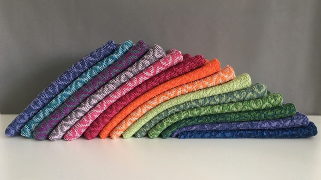 colourful snoods