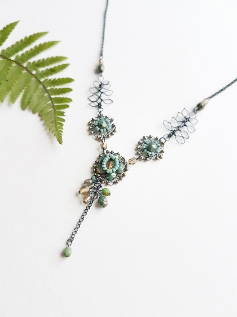 necklace Judith Brown