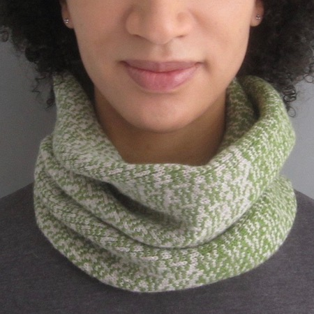 Snood Olive Pearson