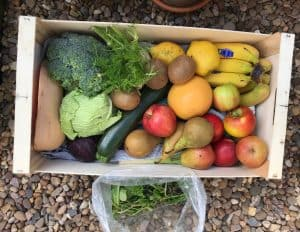 I love my Veg Box