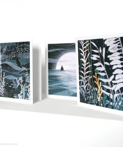 Ocean-Collection-display-Greeting-Cards