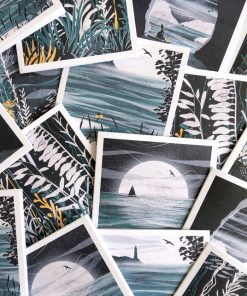 Ocean-Collection-selection-Greeting-Cards
