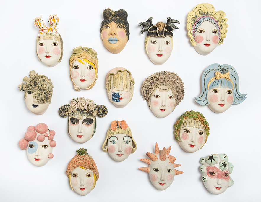 diva wall masks