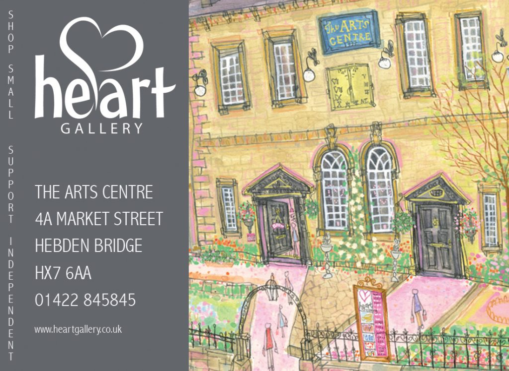 Heart Gallery by Clare Caulfield